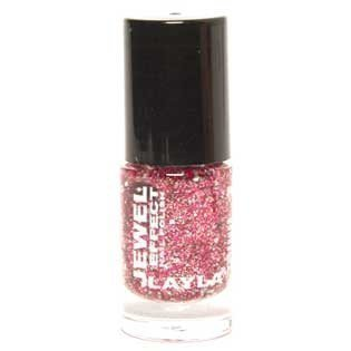Layla Jewel Effect Nail Polish 03 Coral