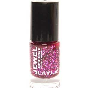 Layla Jewel Effect Nail Polish 05 Ruby