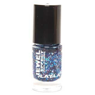 Layla Jewel Effect Nail Polish 06 Amethyst