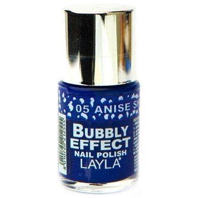 Layla Nail Polish Bubbly Effect 05 Anise Shake