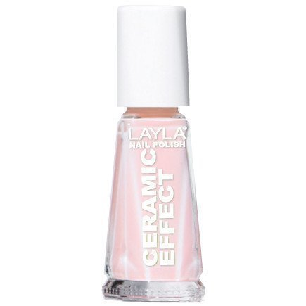 Layla Nail Polish Ceramic Effect 03 Sweet Pink