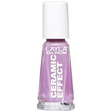 Layla Nail Polish Ceramic Effect 04 I Liliac You