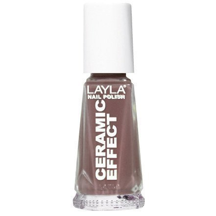 Layla Nail Polish Ceramic Effect 11 Romantic Laven
