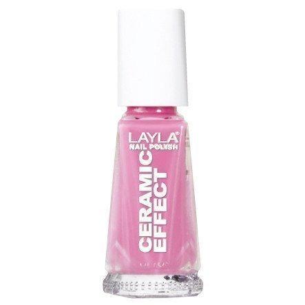 Layla Nail Polish Ceramic Effect 21 Sensual Pink