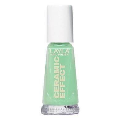 Layla Nail Polish Ceramic Effect 56 Grass in the Wind