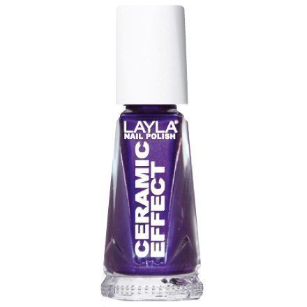Layla Nail Polish Ceramic Effect 59 Blackberry