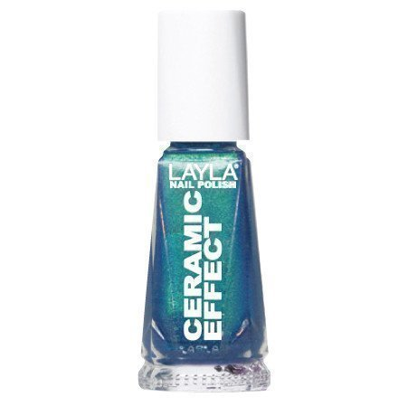 Layla Nail Polish Ceramic Effect 62 Ocean Blue