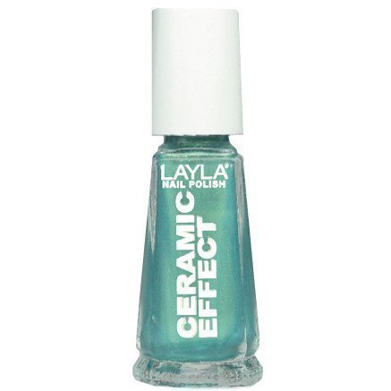 Layla Nail Polish Ceramic Effect 73 Vibrant Blue