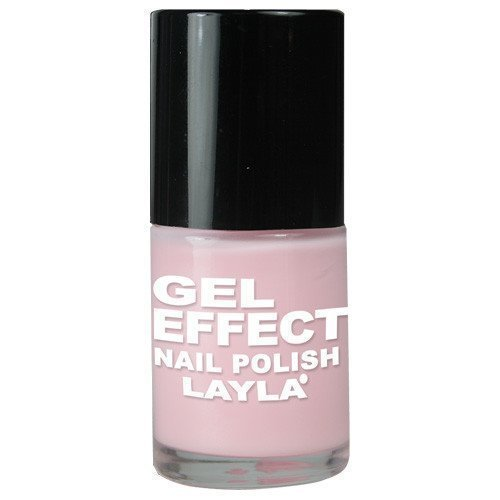 Layla Nail Polish Gel Effect 02 Pinky Doll