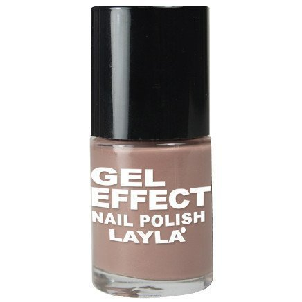 Layla Nail Polish Gel Effect 04 Beige Evolution