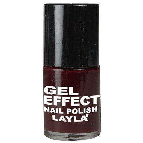 Layla Nail Polish Gel Effect 08 Extravagant