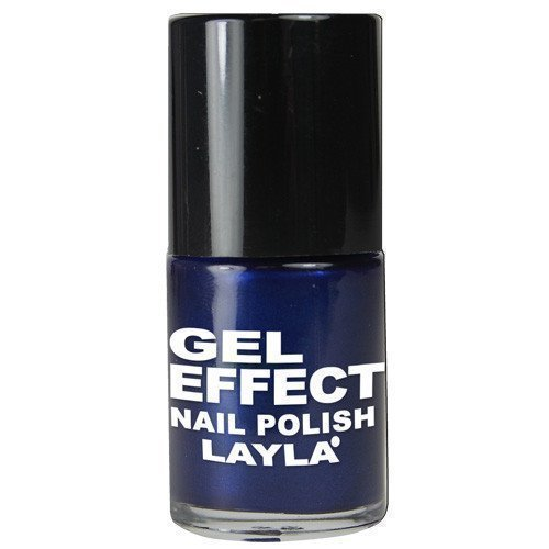 Layla Nail Polish Gel Effect 09 Aria Blues