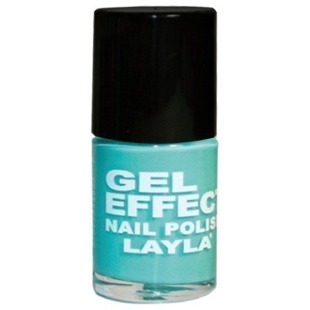 Layla Nail Polish Gel Effect 16 Fui Green