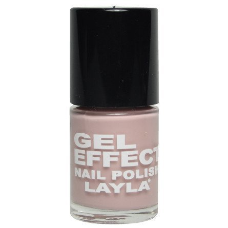 Layla Nail Polish Gel Effect 21 Pink Sand