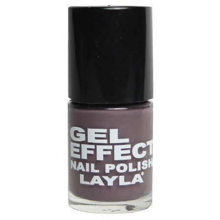 Layla Nail Polish Gel Effect 23 Wet Beach