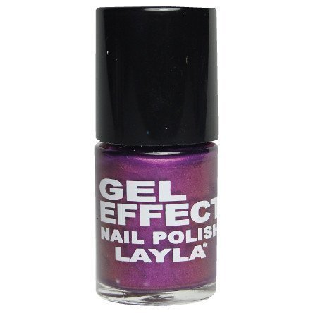 Layla Nail Polish Gel Effect 24 Radiant Orchid