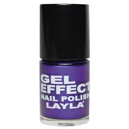 Layla Nail Polish Gel Effect 25 Blue Purple