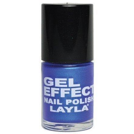Layla Nail Polish Gel Effect 26 Cobalt