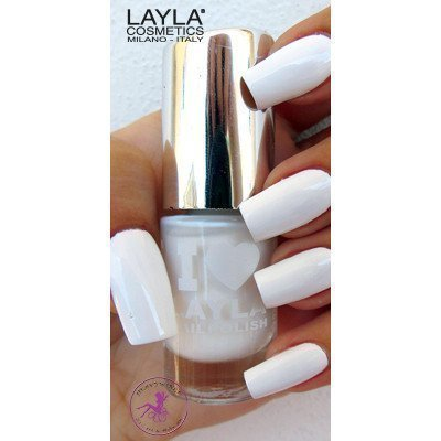 Layla Nail Polish I Love Layla 02 Whity