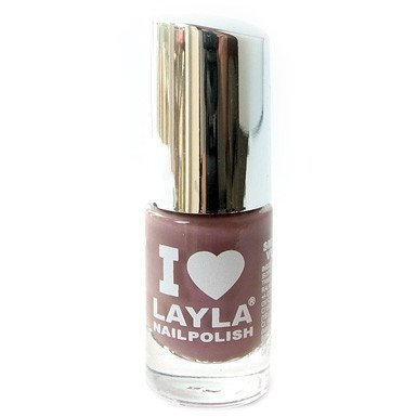 Layla Nail Polish I Love Layla 15 Mauvy Mauve