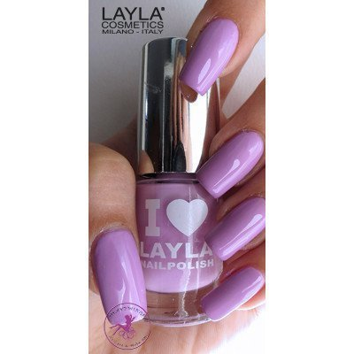 Layla Nail Polish I Love Layla 17 Lilly Love