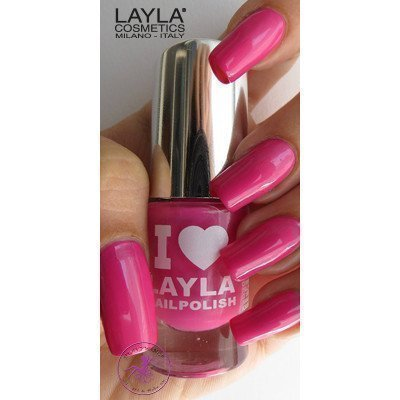 Layla Nail Polish I Love Layla 21 United State of Pink