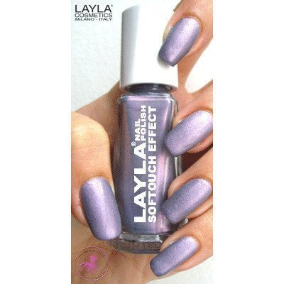 Layla Nail Polish Softouch Effect 03 Stone