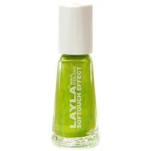 Layla Nail Polish Softouch Effect 06 Limoncello