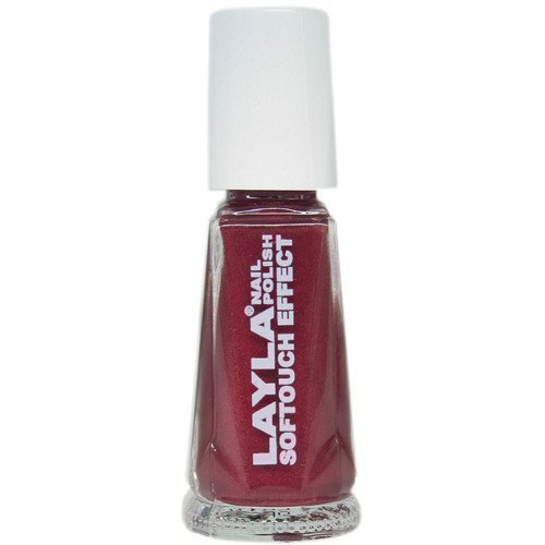 Layla Nail Polish Softouch Effect 07 Queen Bordeaux