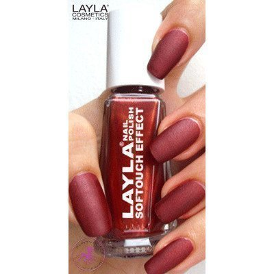 Layla Nail Polish Softouch Effect 08 Fire It Up !