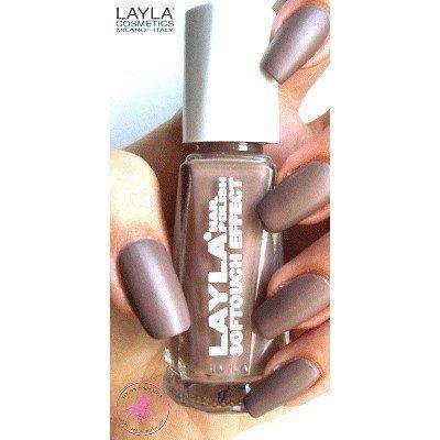 Layla Nail Polish Softouch Effect 11 Mudhattan