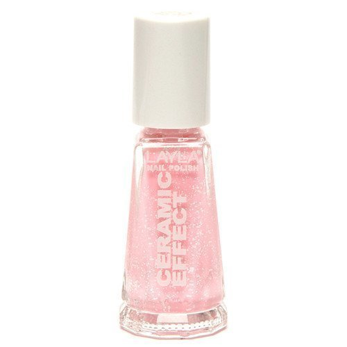Layla Nail Polish Sorbet Ceramic Effect 102 Bubble Cream