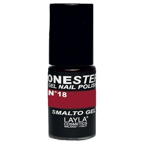 Layla One Step Gel Nail Polish 18 L'Opèra