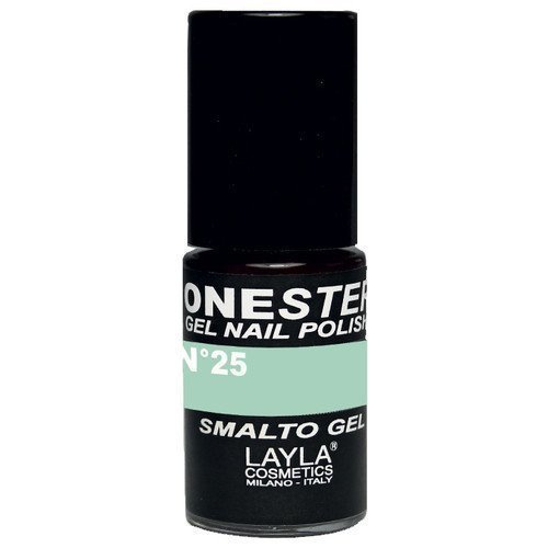Layla One Step Gel Nail Polish 25 Lime Love