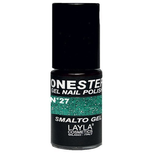 Layla One Step Gel Nail Polish 27 Lux Grass