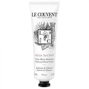 Le Couvent Des Minimes Aqua Sacrae Botanical Hand Cream 30 Ml