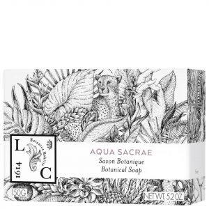 Le Couvent Des Minimes Aqua Sacrae Botanical Soap 150 G