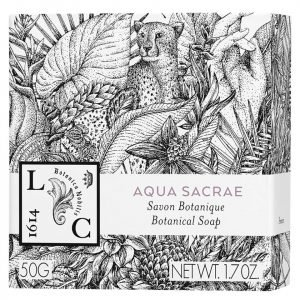 Le Couvent Des Minimes Aqua Sacrae Botanical Soap 50 G