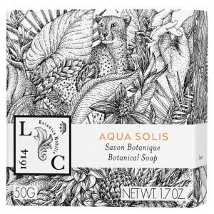 Le Couvent Des Minimes Aqua Solis Botanical Soap 50 G