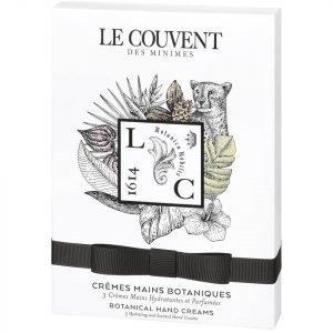 Le Couvent Des Minimes Botanical Hand Creams