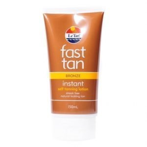 Le Tan Le Tan Bronze Instant Self Tanning Lotion Bronze 150ml Tube