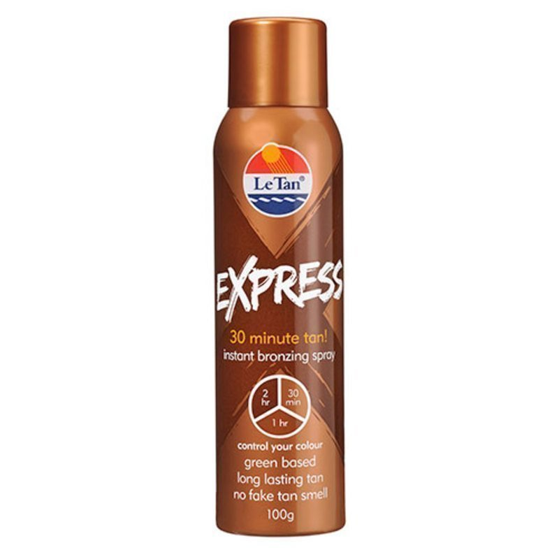 Le Tan Le Tan Express Tan 100g Spray