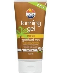 Le Tan Tanning Gel Bronze