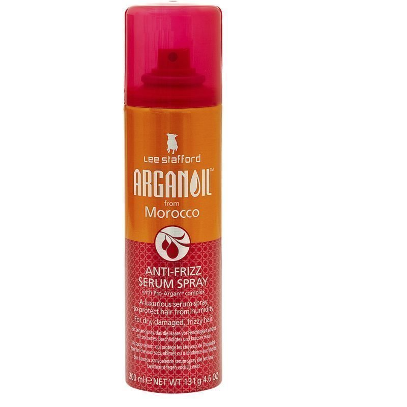 Lee Stafford ArganOil From Morocco Anti Frizz Serum Spray 200ml