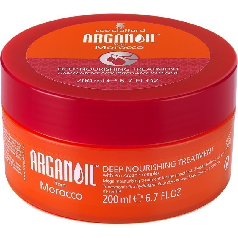 Lee Stafford ArganOil From Morocco Deep Nourishing Treatment 200ml