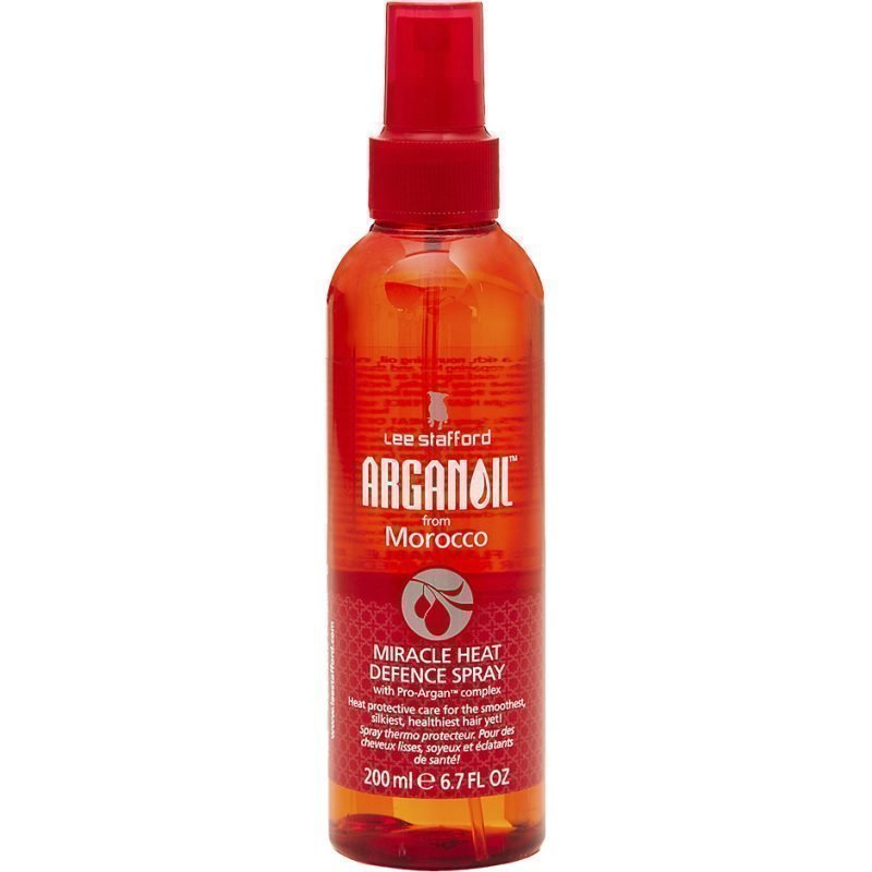 Lee Stafford ArganOil From Morocco Miracle Heat Defance Spray 200ml
