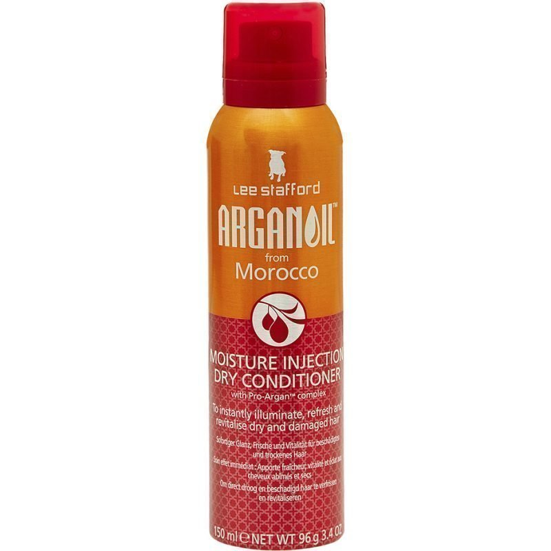 Lee Stafford ArganOil From Morocco Moisture Injection Dry Conditioner 150ml