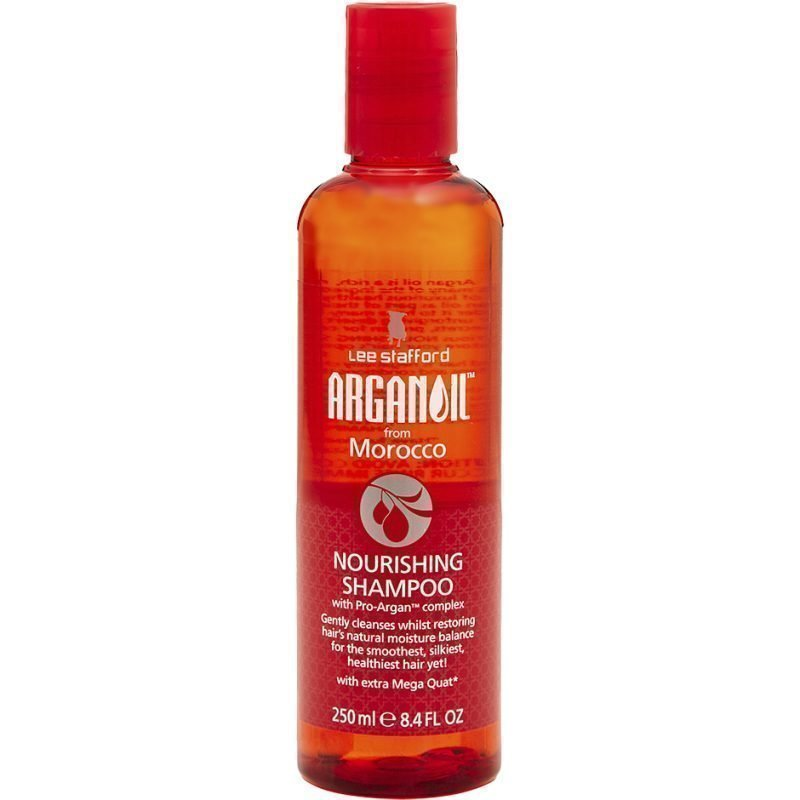 Lee Stafford ArganOil From Morocco Nourishing Shampoo 250ml