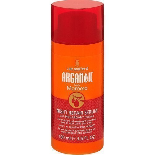 Lee Stafford ArganOil Night Repair Serum
