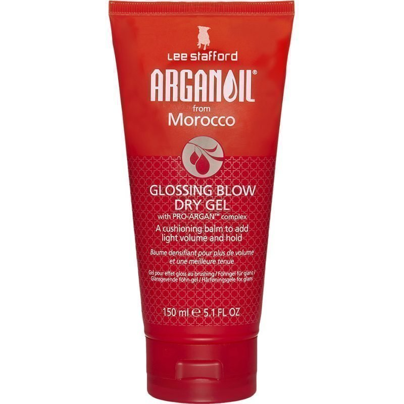 Lee Stafford ArganOil from Morocco Glossing Blow Dry Gel 150ml